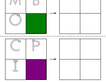 teach March: Copying Letters
