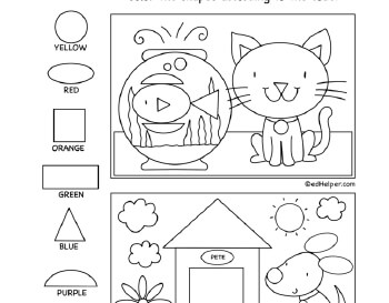 teach March: Spring Worksheets