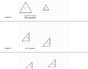 teach March: Congruent or Not Congruent