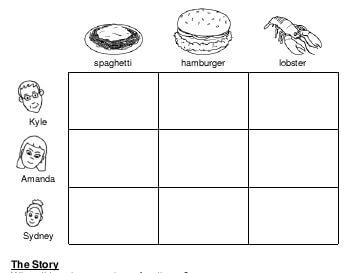 teach March: Dinner