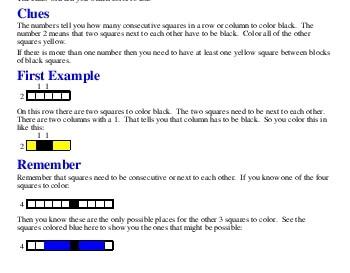 teach March: Color Puzzle Challenge