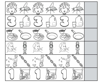 Cut and Paste: Pattern teaching resource