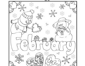 February worksheet