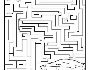 teach April: Maze