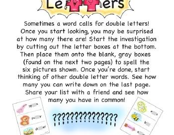 teach Double Duty Letters