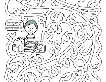 teach May/June: Maze