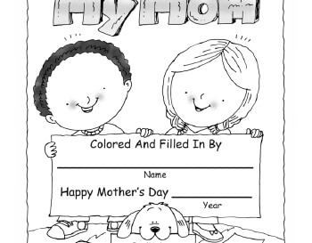 teach May/June: A Book For My Mom