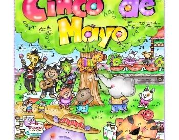 Cinco de Mayo Poster worksheet