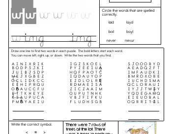teach May/June: Writing Cursive Pages Random Letter
