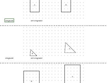 teach May/June: Congruent or Not Congruent