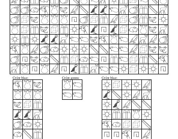 teach July/August: Visual Perceptual Skills: Find and Color in Patterns