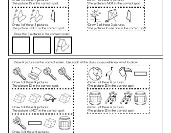 teach July/August: Critical Thinking: Draw the Sequence