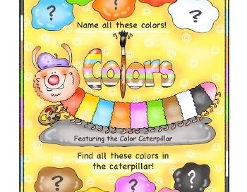 teach September: Colors Learning Center