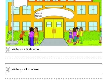 teach September: Back to School Book