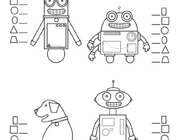 Sillyble Activity Pages worksheet