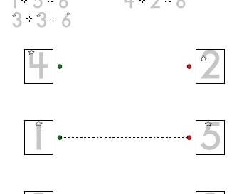 teach Matching Sums
