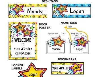 teach September: Back to School Classroom Helpers