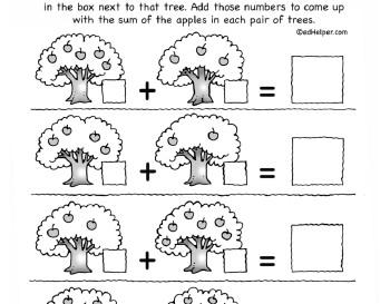 September: Kindergarten Activities teaching resource