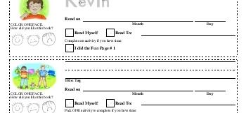 teach September: September Gavin and Kevin Reading Center
