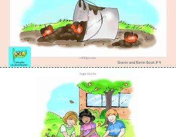 teach September: Book #4 for Gavin and Kevin Reading Center
