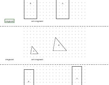 teach September: Congruent or Not Congruent