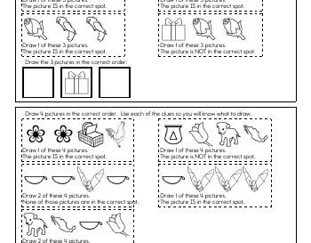 teach Critical Thinking: Draw the Sequence