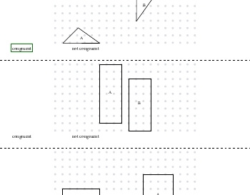Congruent or Not Congruent worksheet