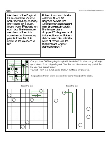 teach Fifth Grade Math Review