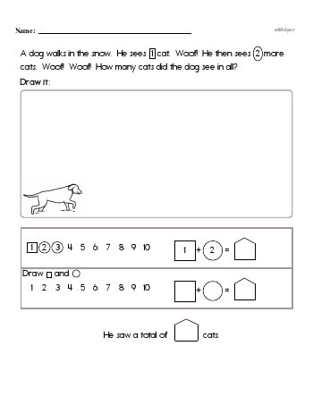 teach First Math Word Problems (book 5)