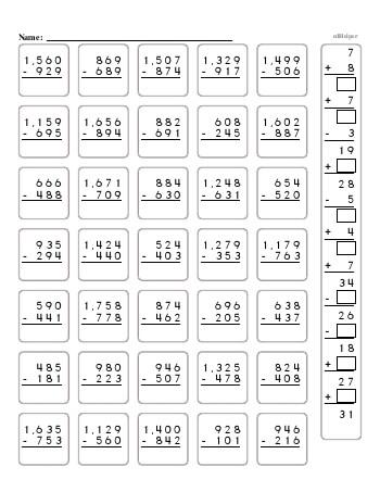 Fifth Grade Word Problems Resource Book (Week #14) worksheet
